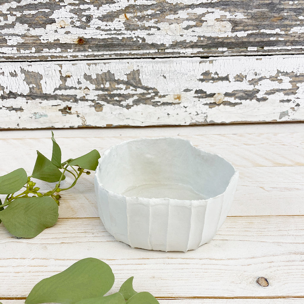 Beautiful Ceramic Paper Clay Style Designer Bowls Curated Living