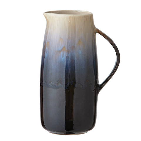 Ceramic Pitcher Jug, Jazzy Topaz, by Bungalow.