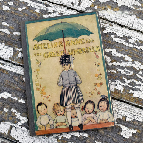 1st Edition Vintage Ameliaranne and The Green Umbrella Book.