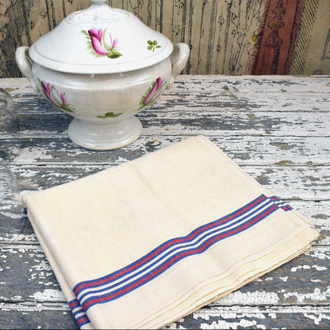 Vintage French Table Runner