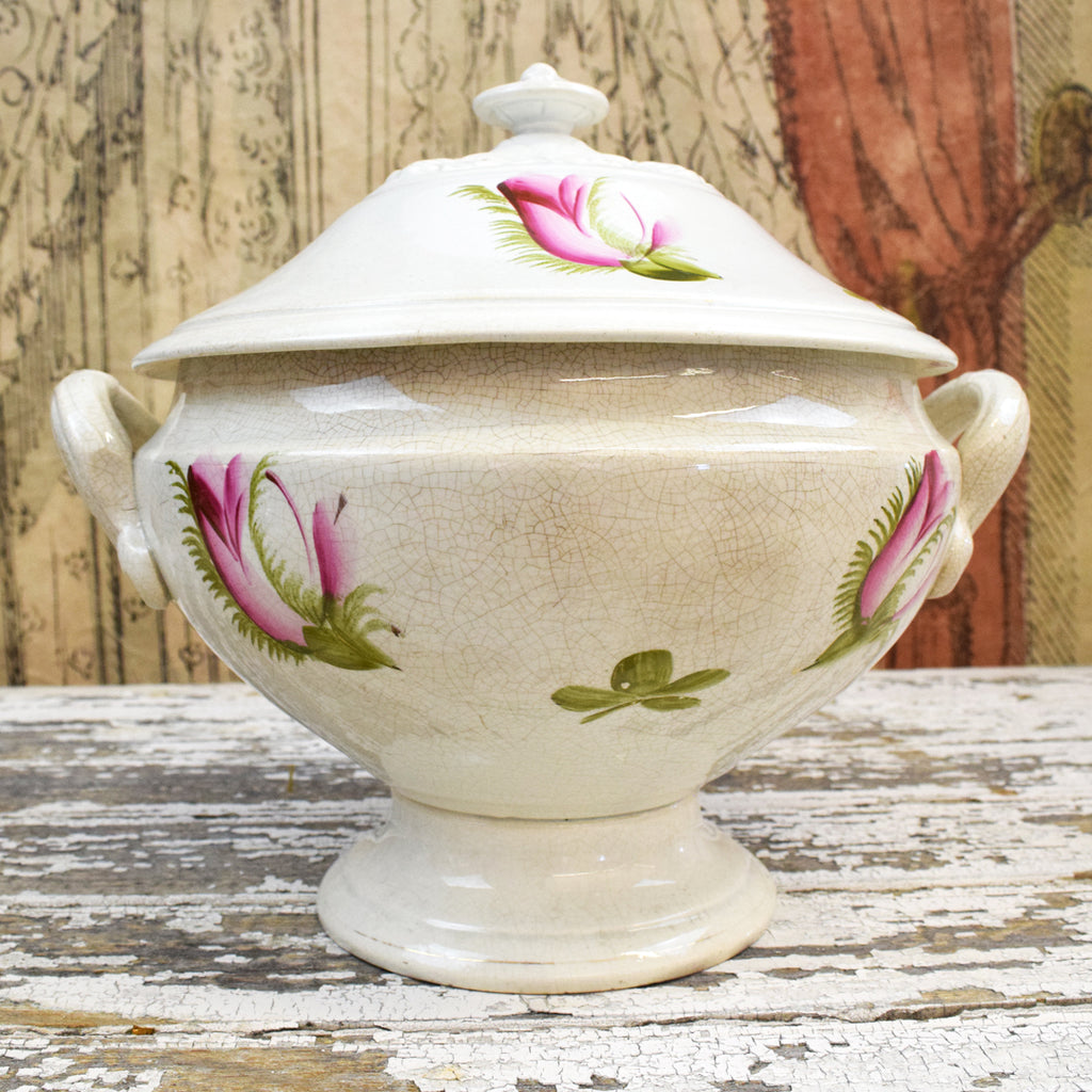 French Vintage Soup Tureen.