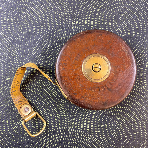 Vintage Chesterman Tape Measure