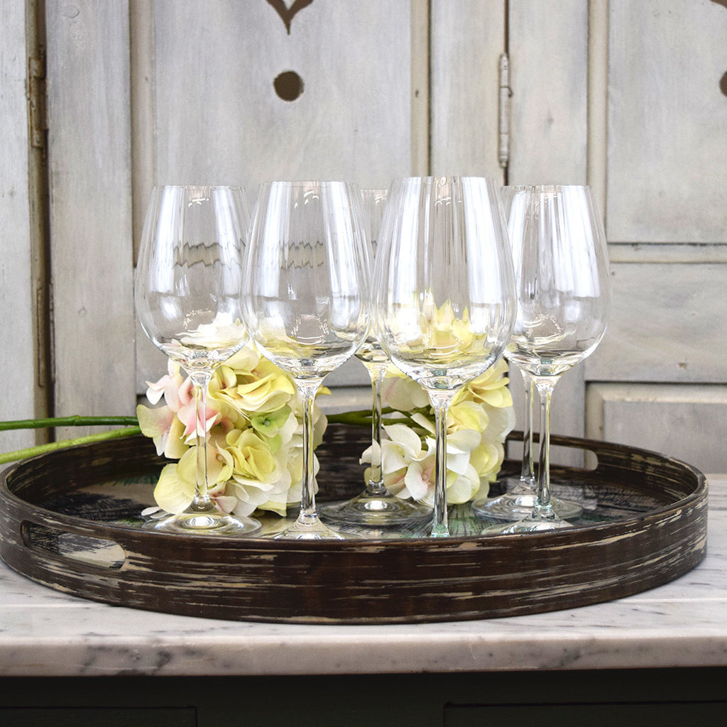 White Wine Glasses (6)