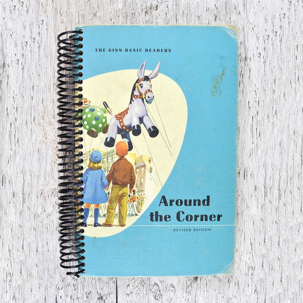 Around the corner notebook