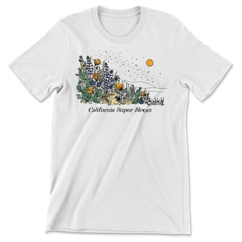 California Super Bloom Tee