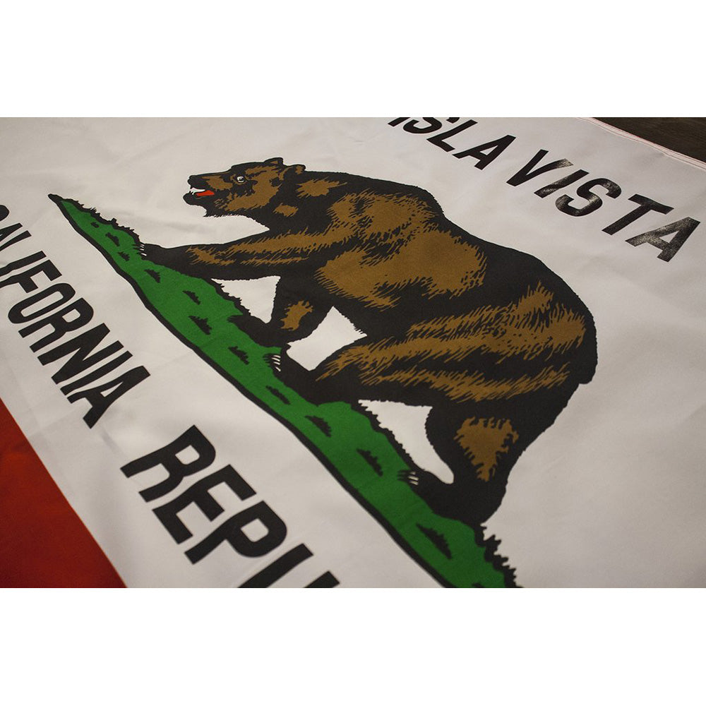 Isla Vista, California Flag