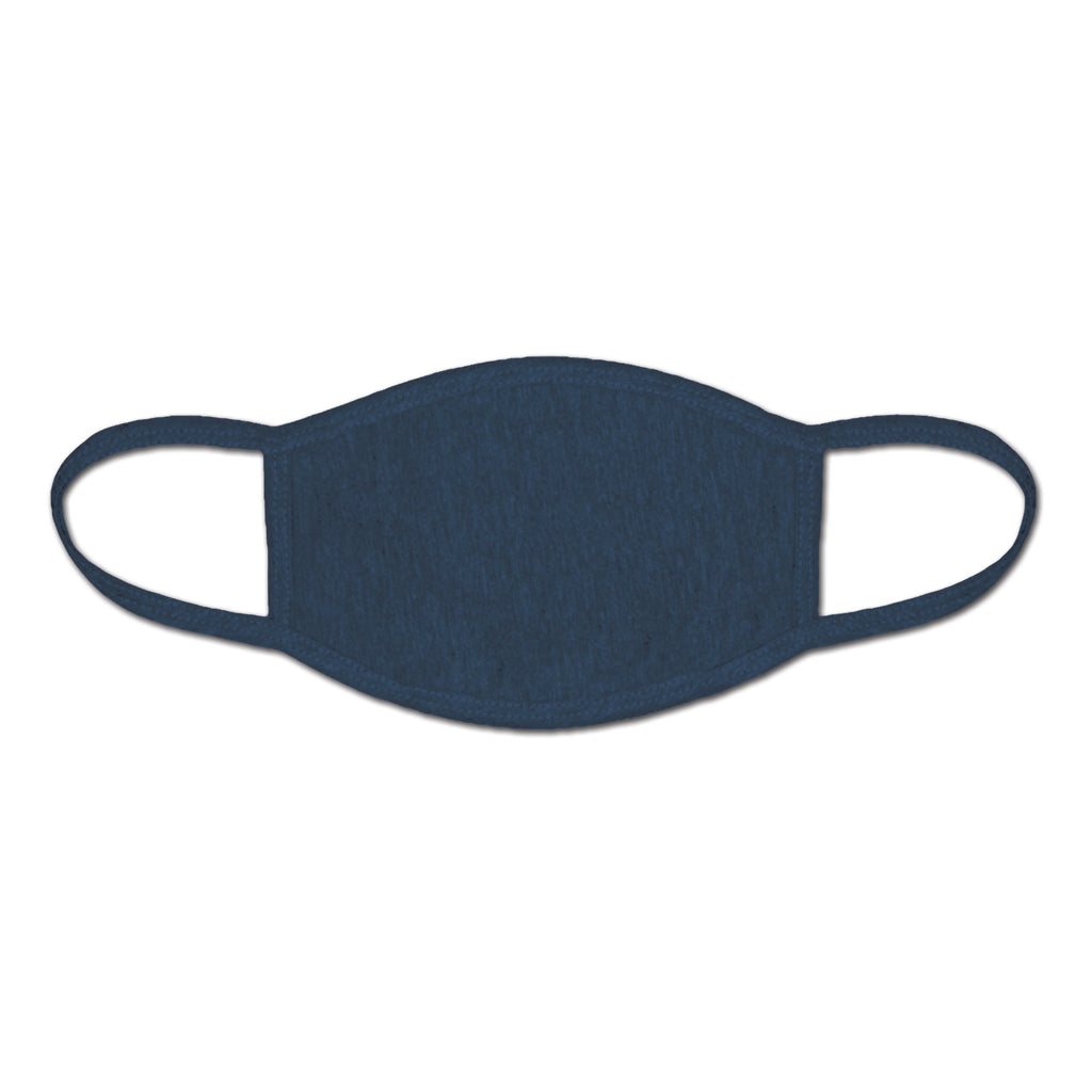 Mask 3 Pack - Navy Heather