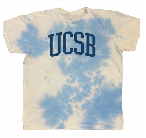 UCSB Cloud Wash Tee