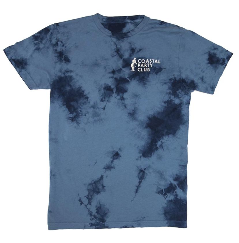 Coastal Party Club Cloud Wash Tee