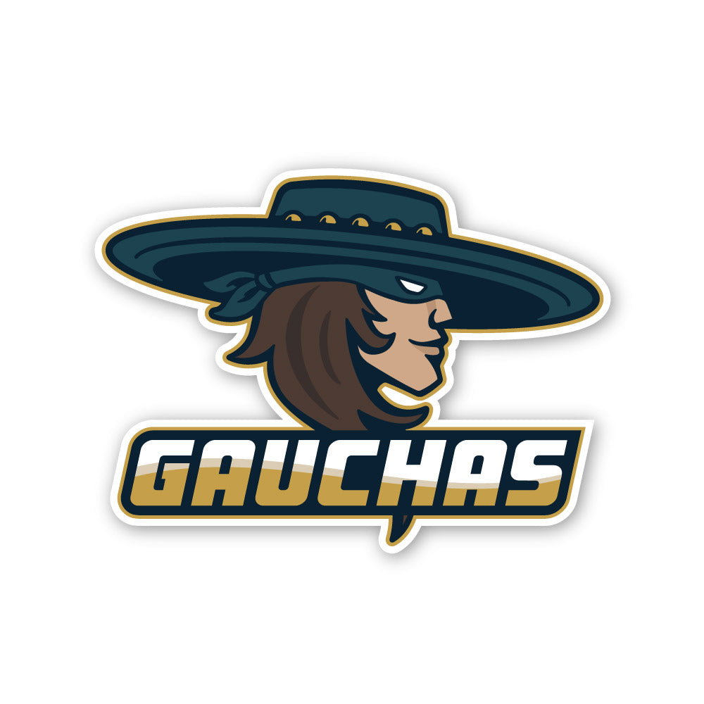 UCSB Gaucha Sticker