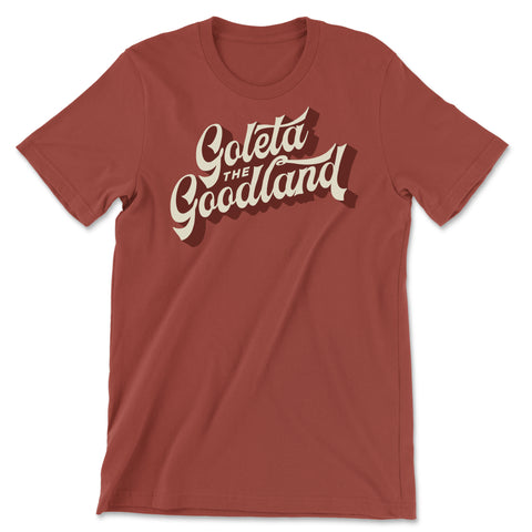 The Goodland Script Tee