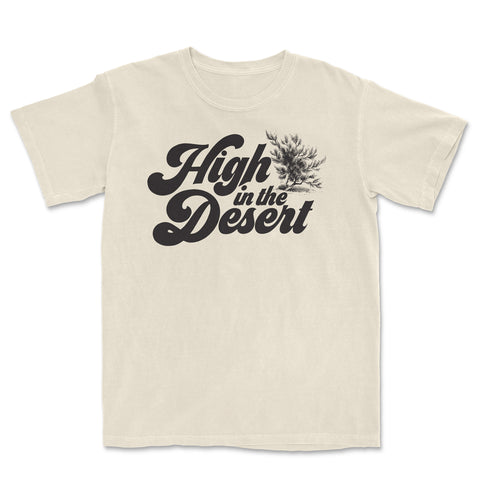 High in the Desert Tee