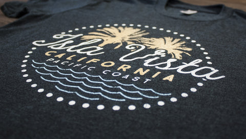 Isla Vista Pacific Coast Tee