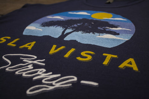 Isla Vista Strong Remembrance Tee 2015