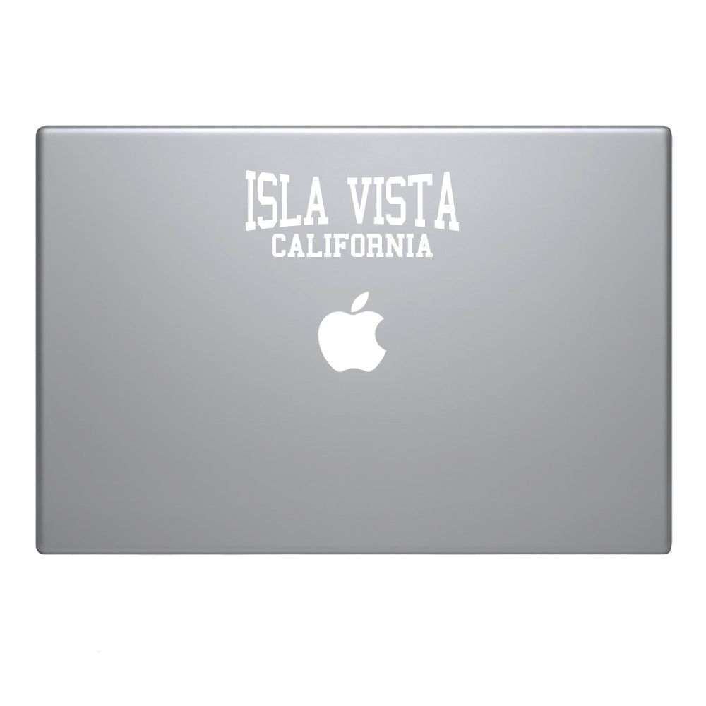 "Isla Vista California 6.5"" Sticker"
