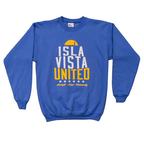 Isla Vista United 2014 Crewneck