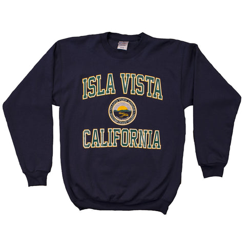 Isla Vista University Crewneck