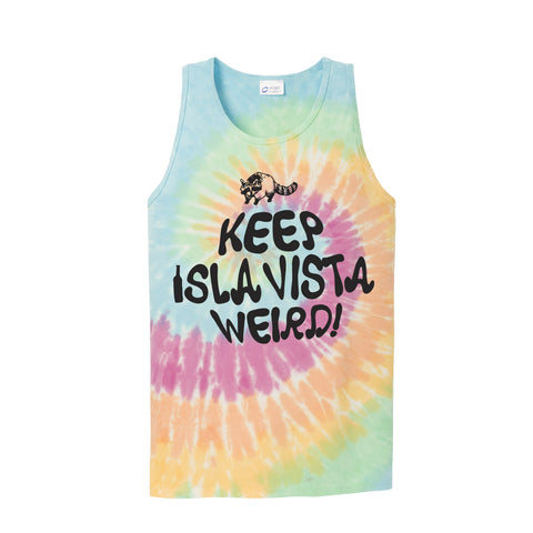 Keep Isla Vista Weird! Tank
