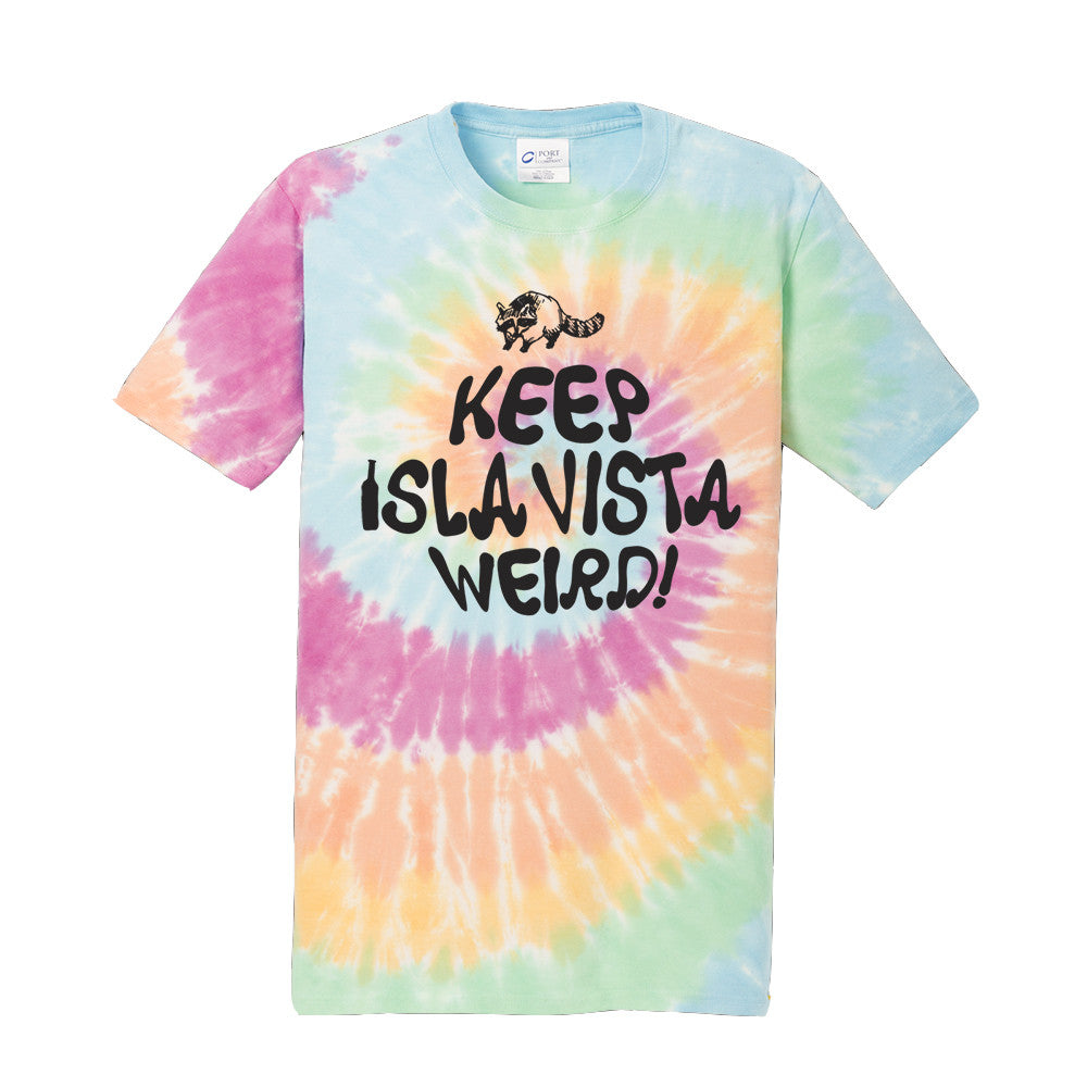 Keep Isla Vista Weird! Tee