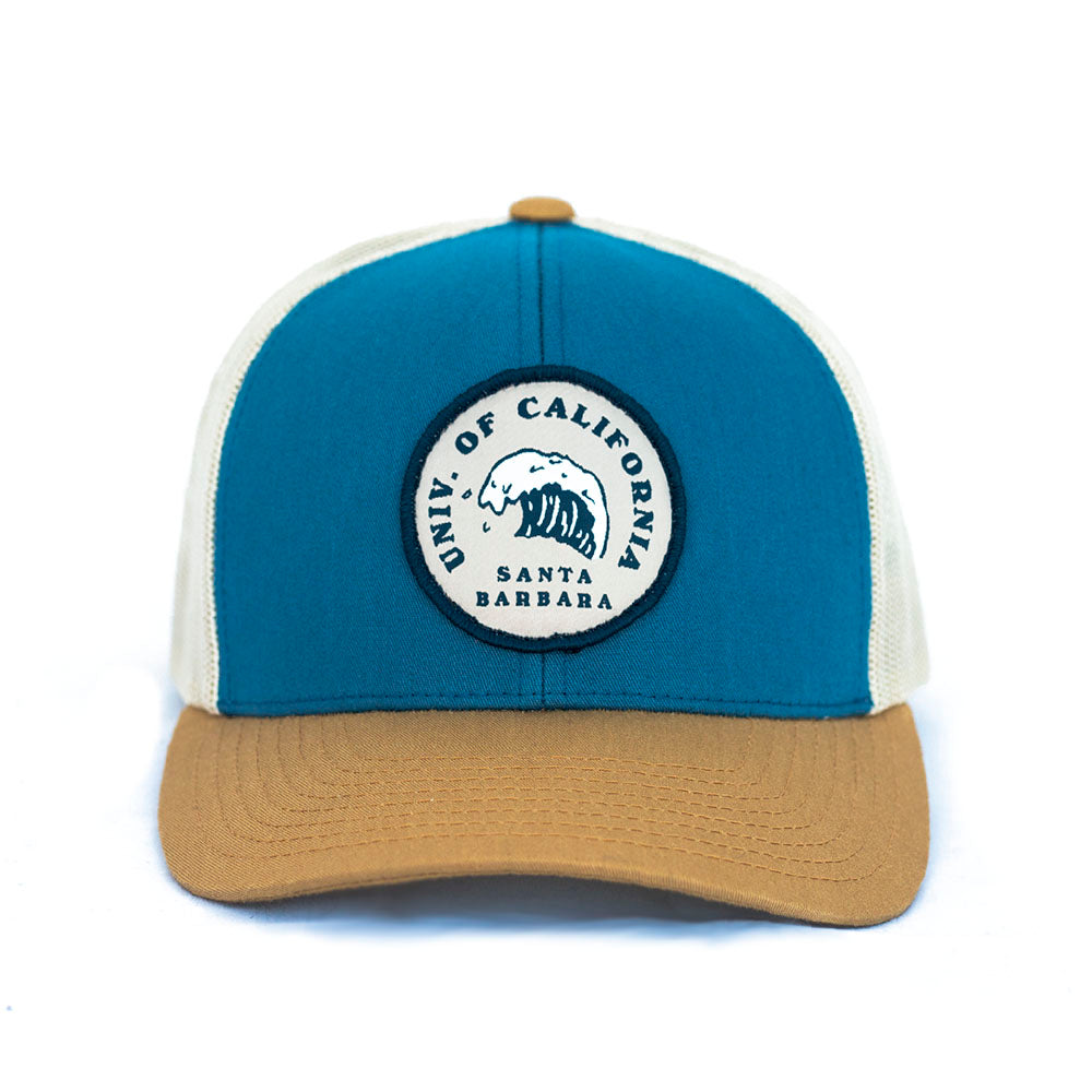 Tsunami Trucker Hat – Island View Outfitters bc72c0c51fcf