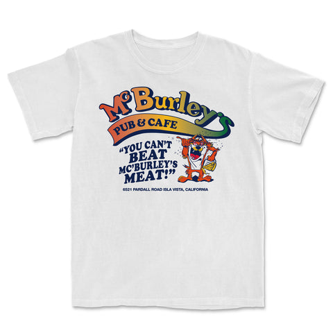 The Nostalgia Collection - McBurley's Pub & Cafe Tee