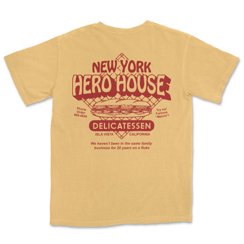 The Nostalgia Collection - New York Hero House