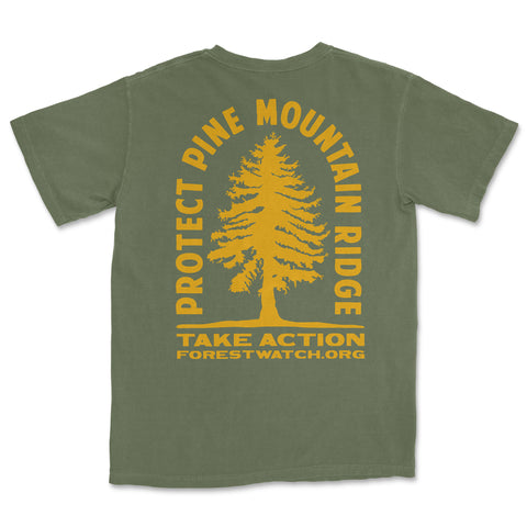 Protect Pine Mountain Ridge Tee