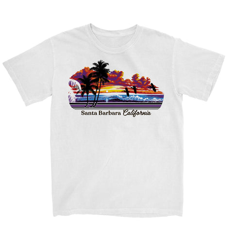 Gold Coast Santa Barbara Tee