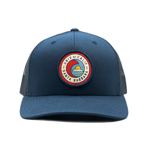Ole Gaucho Patch Trucker Hat