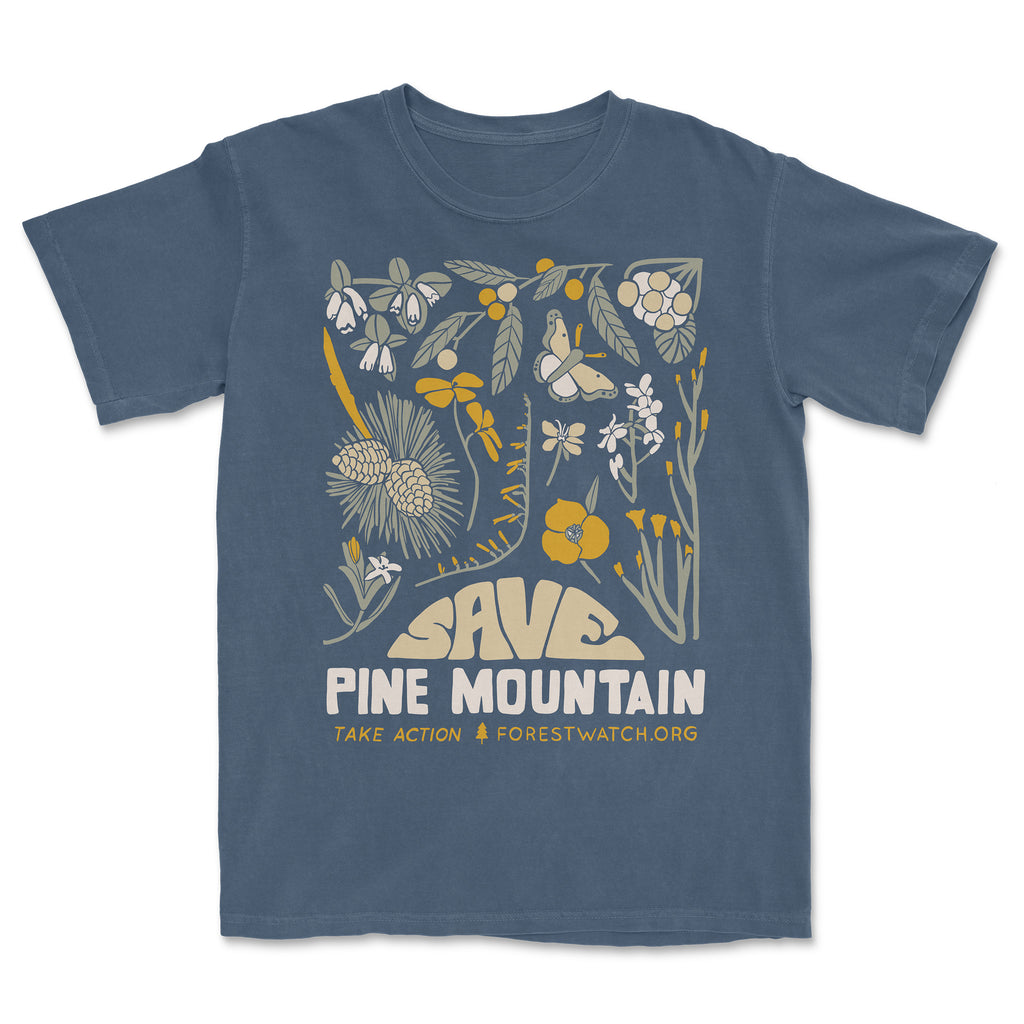 Save Pine Mountain, Take Action Tee