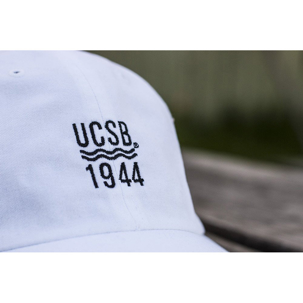 UCSB 1944 Dad Cap [White]