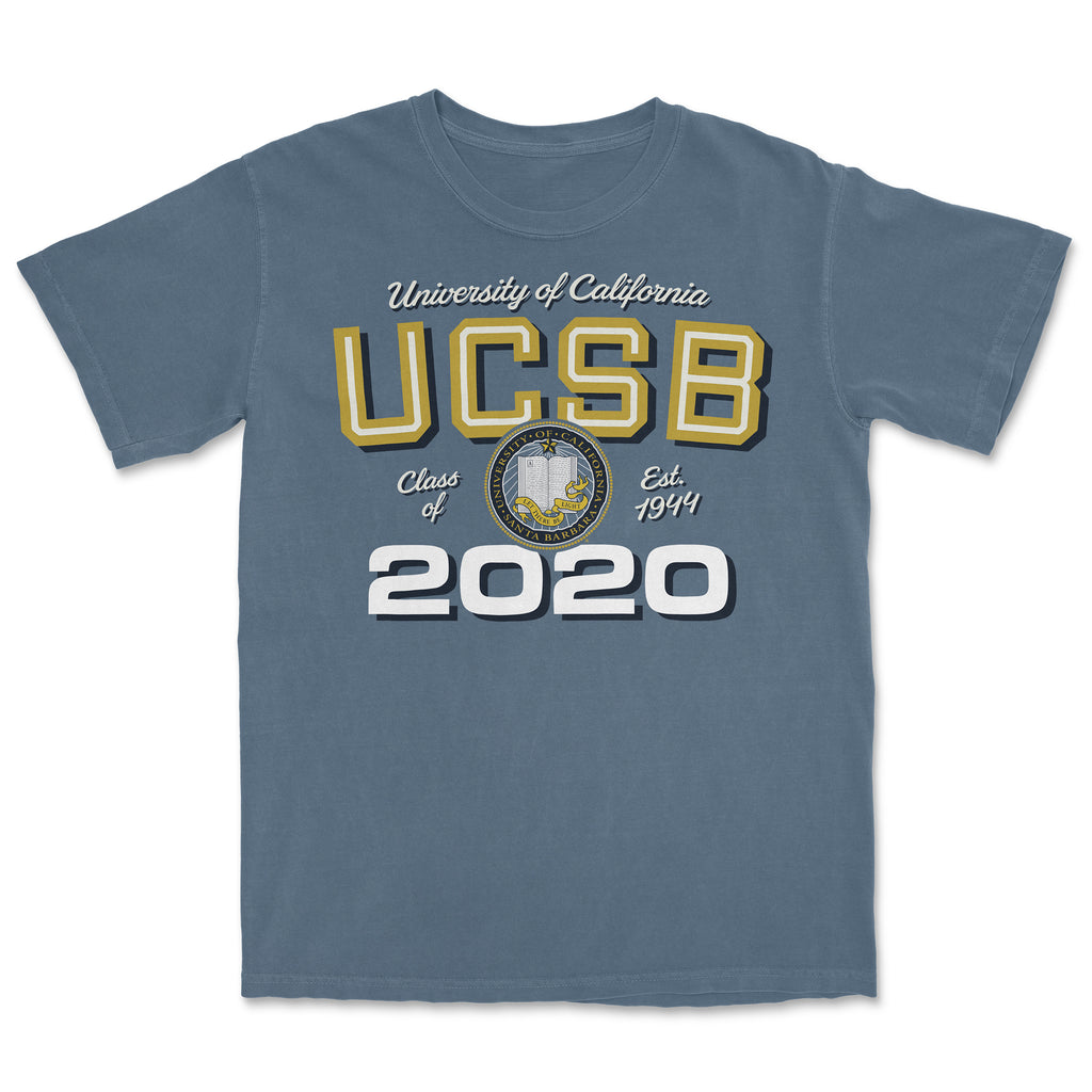 UCSB Class of 2020 Tee