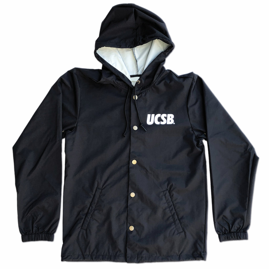 UCSB Coaches Button Down Jacket