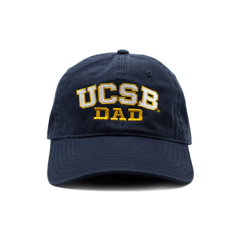 UCSB Dad Ball Cap