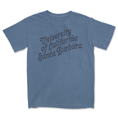 UCSB Throwback Pigment Tee