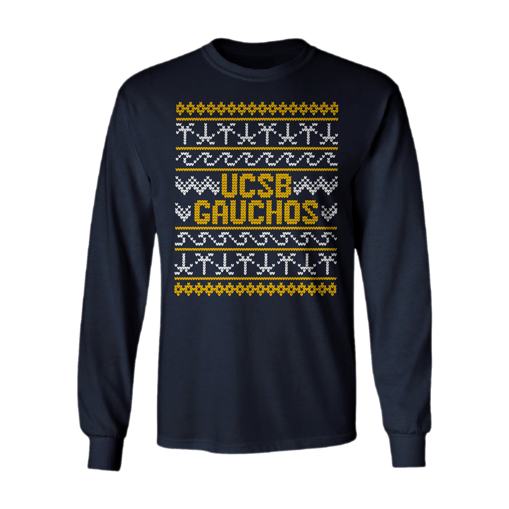 UCSB Ugly Holiday Wear
