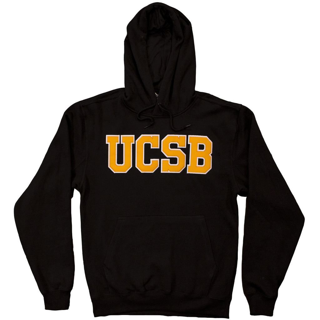 UCSB Applique Hoodie