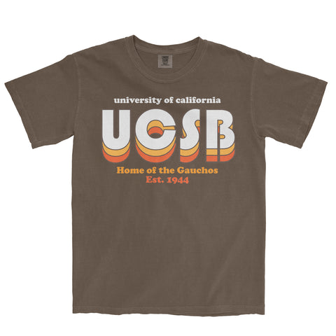 UCSB '70s Far Out Tee