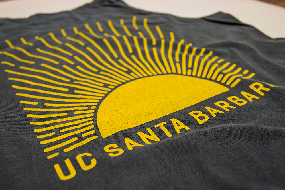 UCSB Sun Rays and Good Days Tee