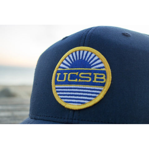 UCSB Retro Trucker Patch Cap