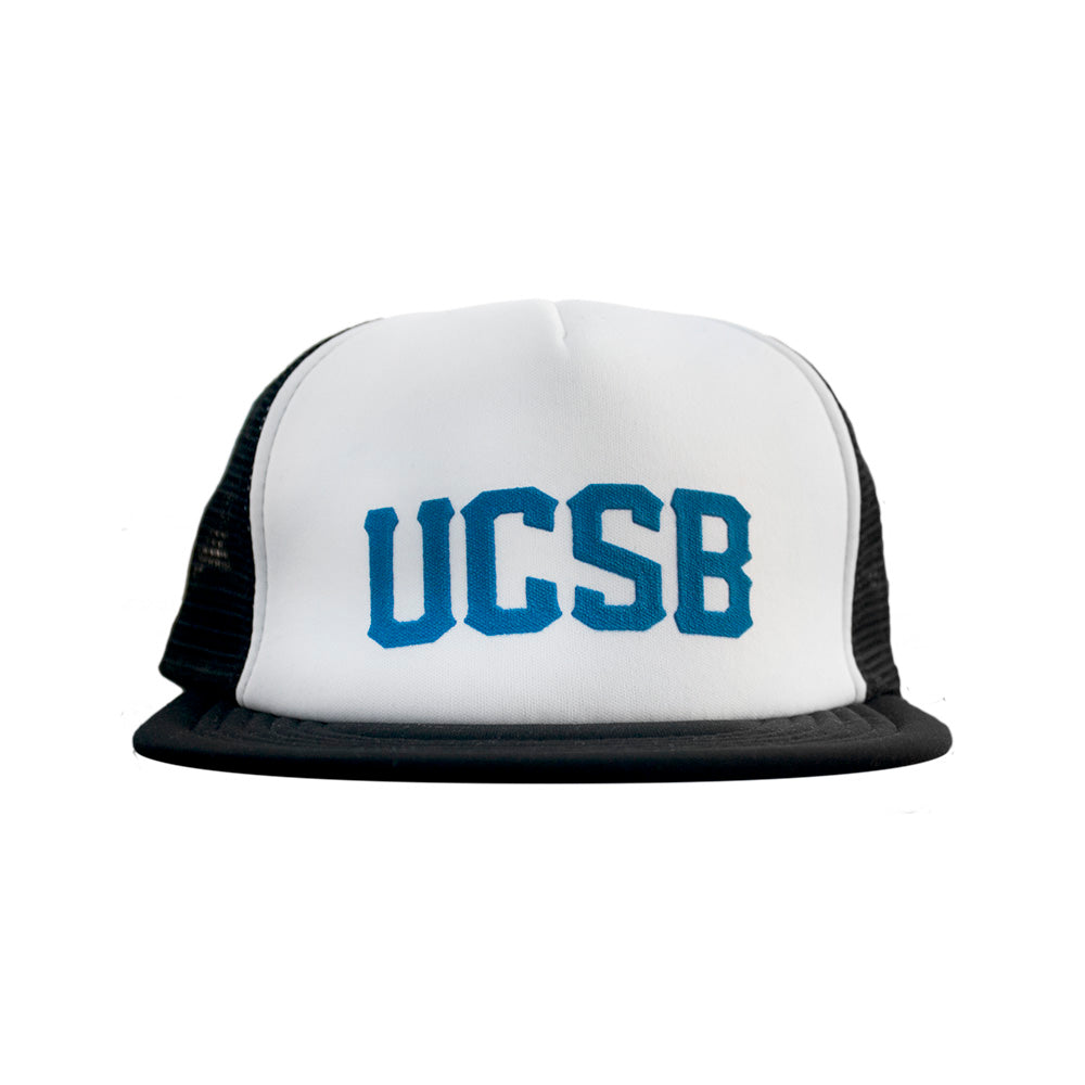 UCSB Trucker Hat – Island View Outfitters ee508cbdd79b