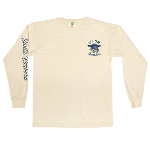 UCSB Vintage Gaucho Long Sleeve