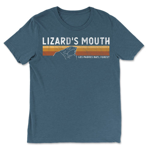 Lizard's Mouth Tee