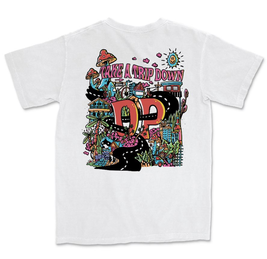 Take a Trip Down DP Tee