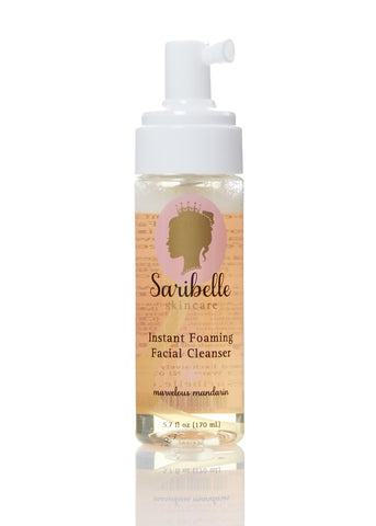 Saribelle Instant Foaming Facial Cleanser