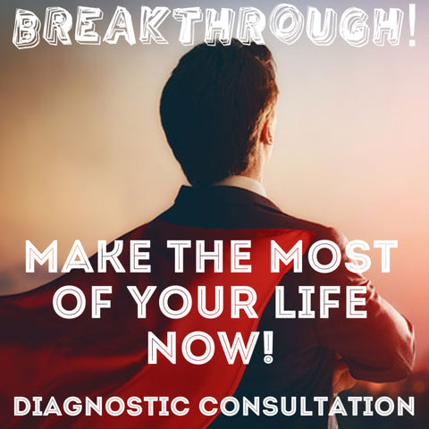 4-Pack Coaching and Diagnostic Consultation (Financial Hardship)