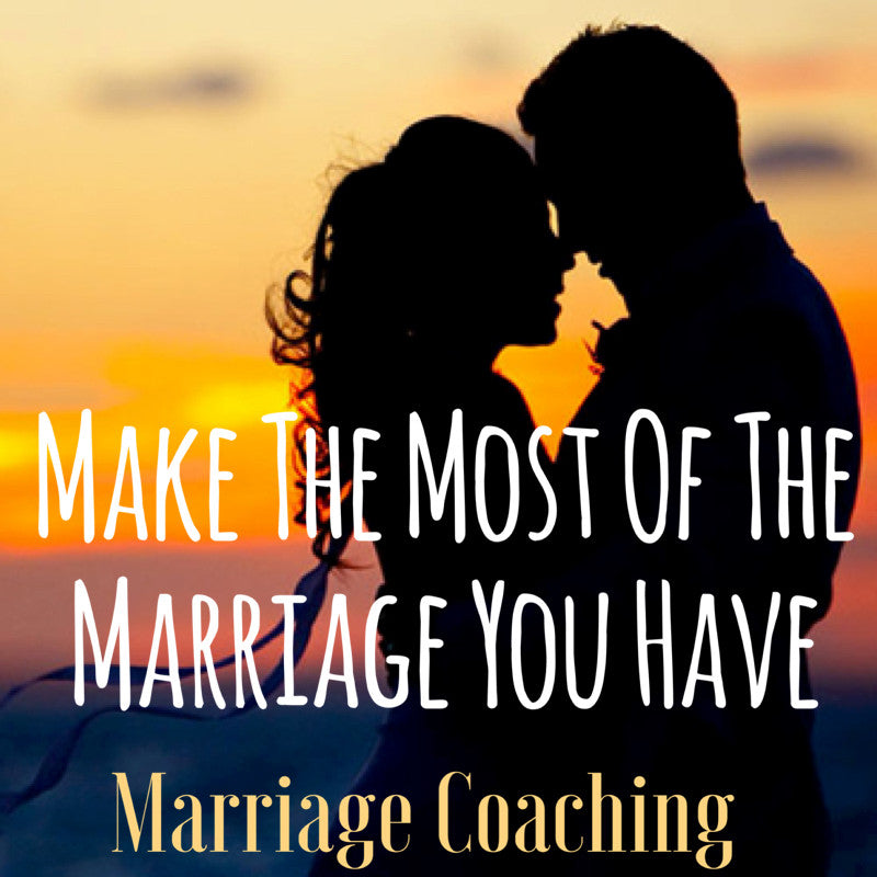 4-Pack Marriage Coaching Sessions