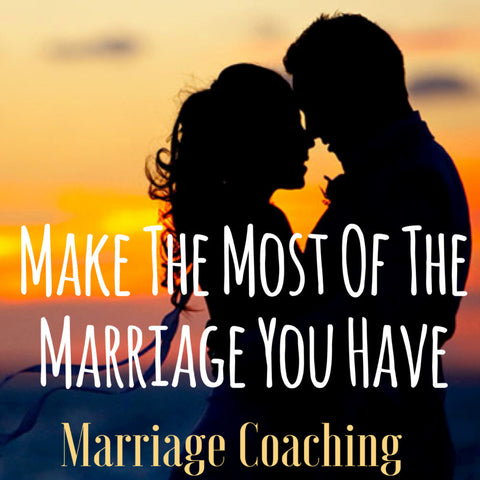 The Power Of A HONEYMOON Marriage Coaching Session