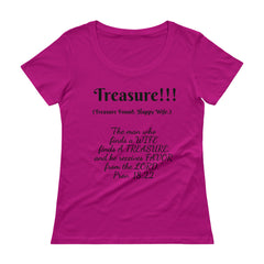 Treasured Ladies B T-Shirt