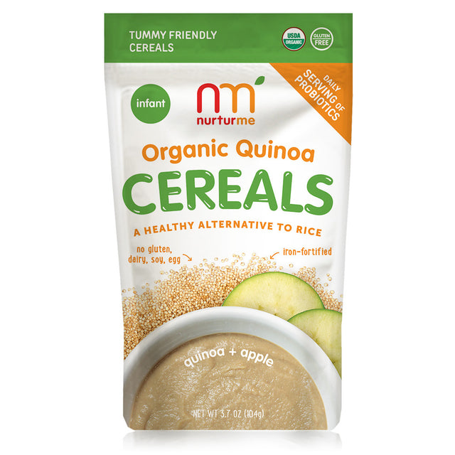 Quinoa Cereals <br/> quinoa + apple